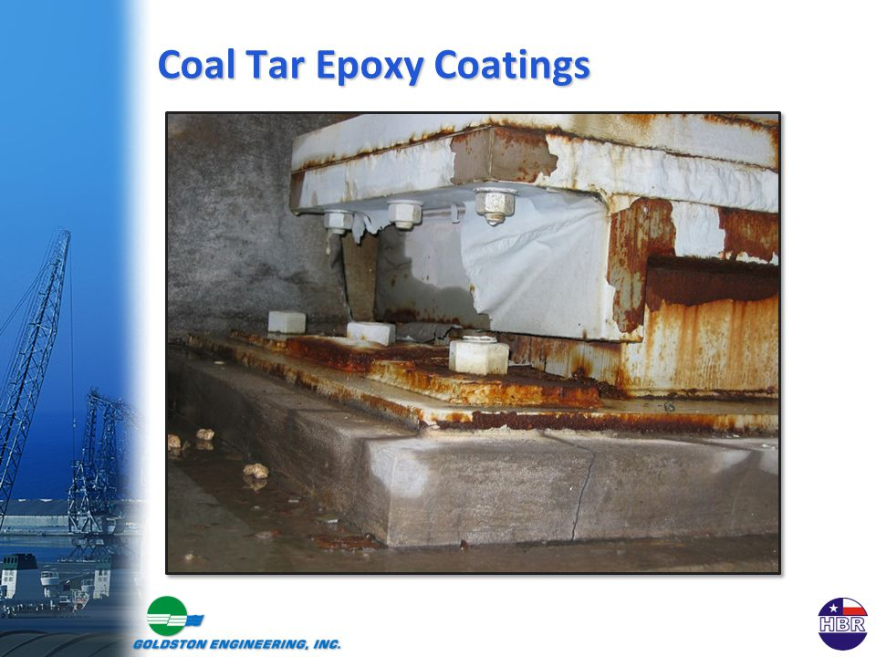 Coal Tar Epoxy Coatings