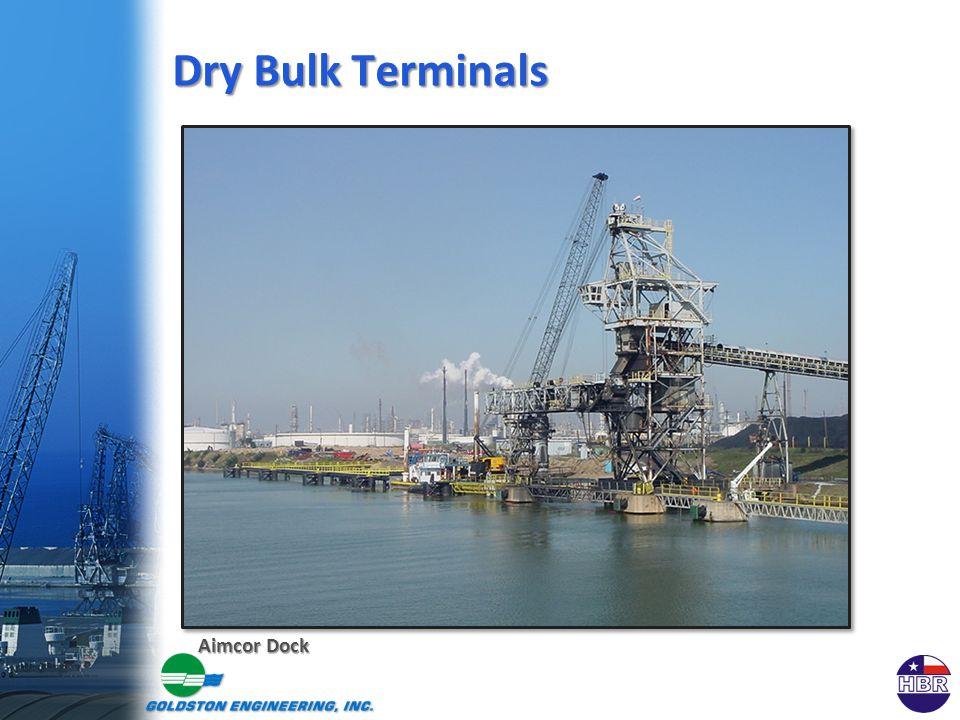 Aimcor Dock Dry Bulk Terminals