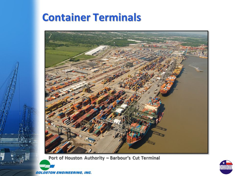 Port of Corpus Christi Authority – Cargo Dock 8 Break Bulk Terminals