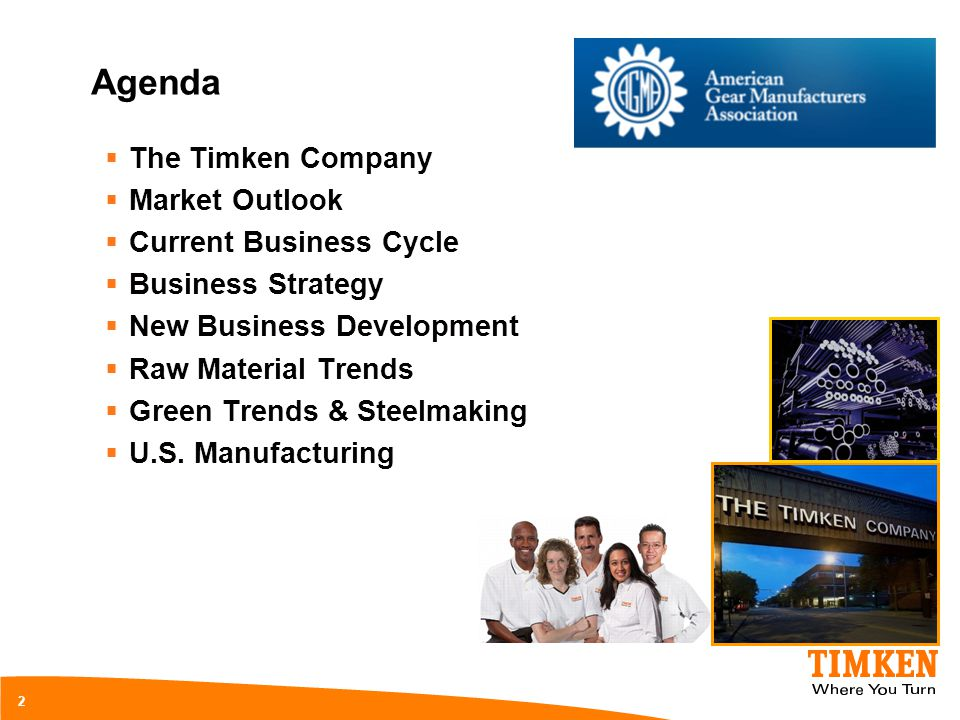 Strategic Plan Global diversity & leadership Differentiated solutions Attractive, long-term risk-adjusted returns Effective business cycle management 23 In-line Forge PressTube Finishing Line Small Bar Mill Large Bar UT