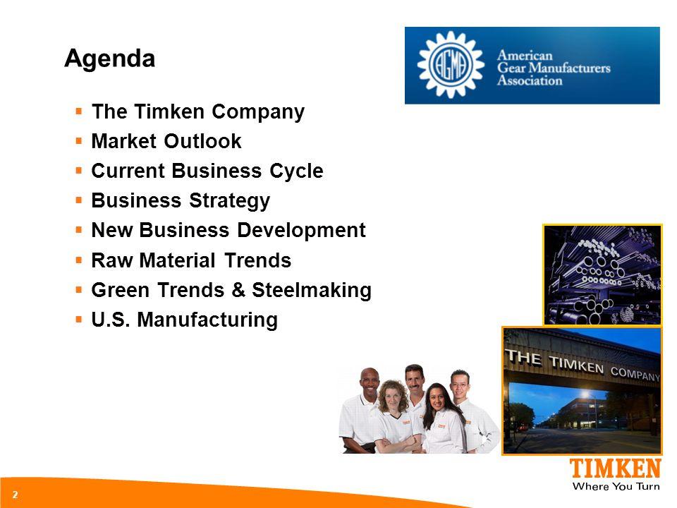 Global Drilling vs. Timken Steel Supply 13
