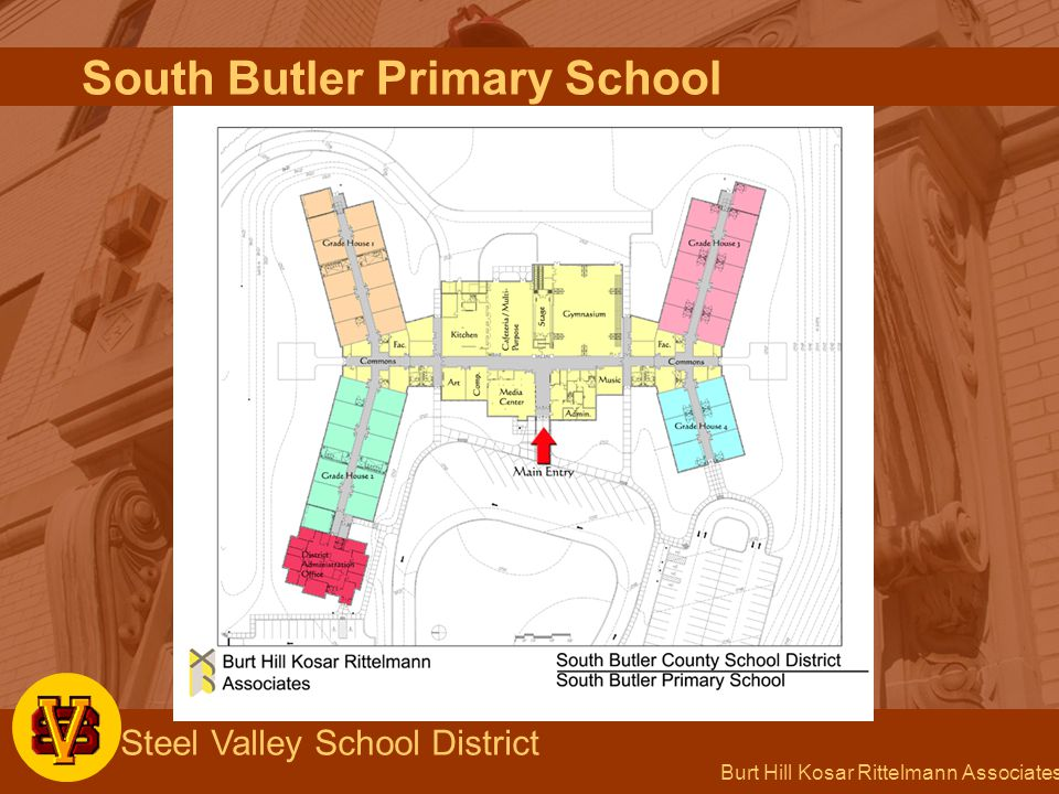 Burt Hill Kosar Rittelmann Associates Steel Valley School District South Butler Primary School