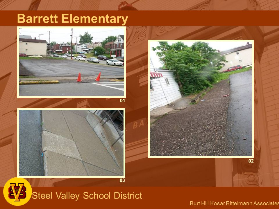 Burt Hill Kosar Rittelmann Associates Steel Valley School District Barrett Elementary 01 02 03