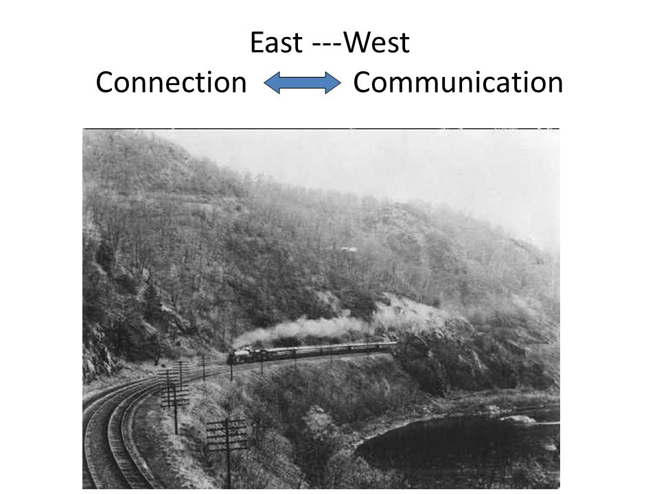 East ---West Connection Communication