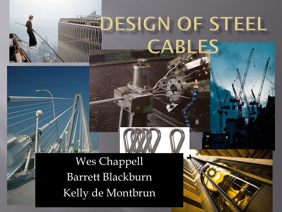 Wes Chappell Barrett Blackburn Kelly de Montbrun