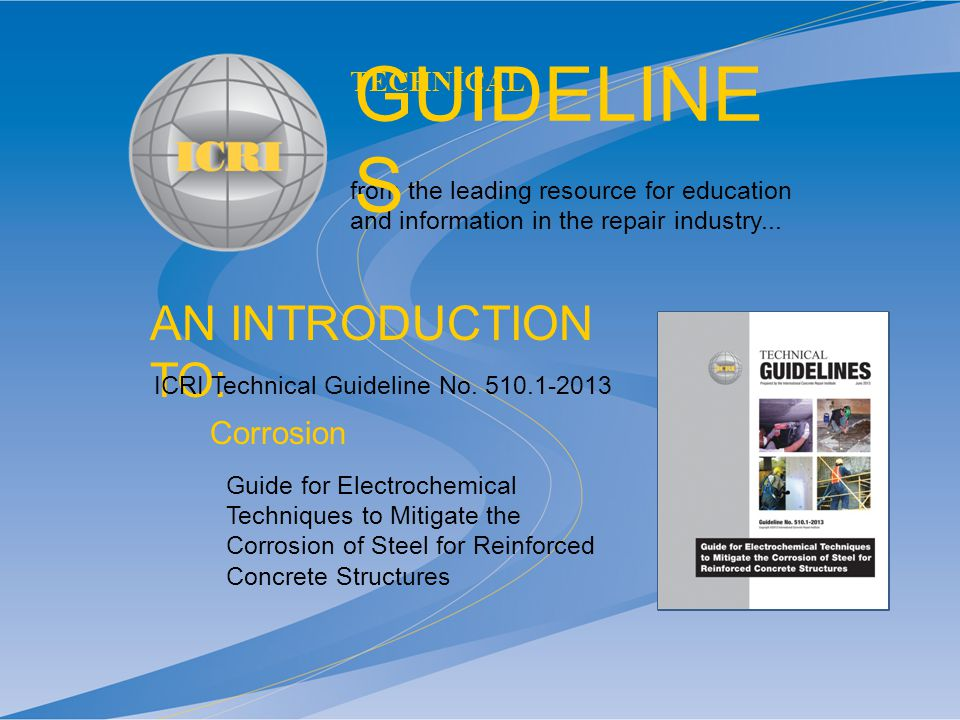 AN INTRODUCTION TO: from the leading resource for education and information in the repair industry...