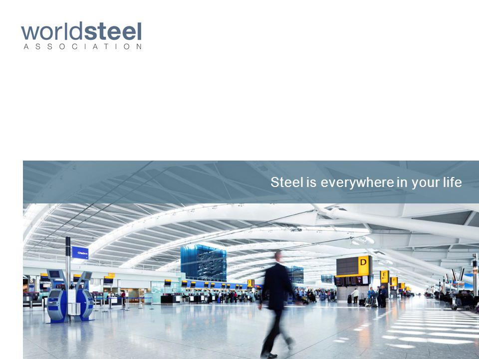 Sustainable steel: steel at the heart of the green economy