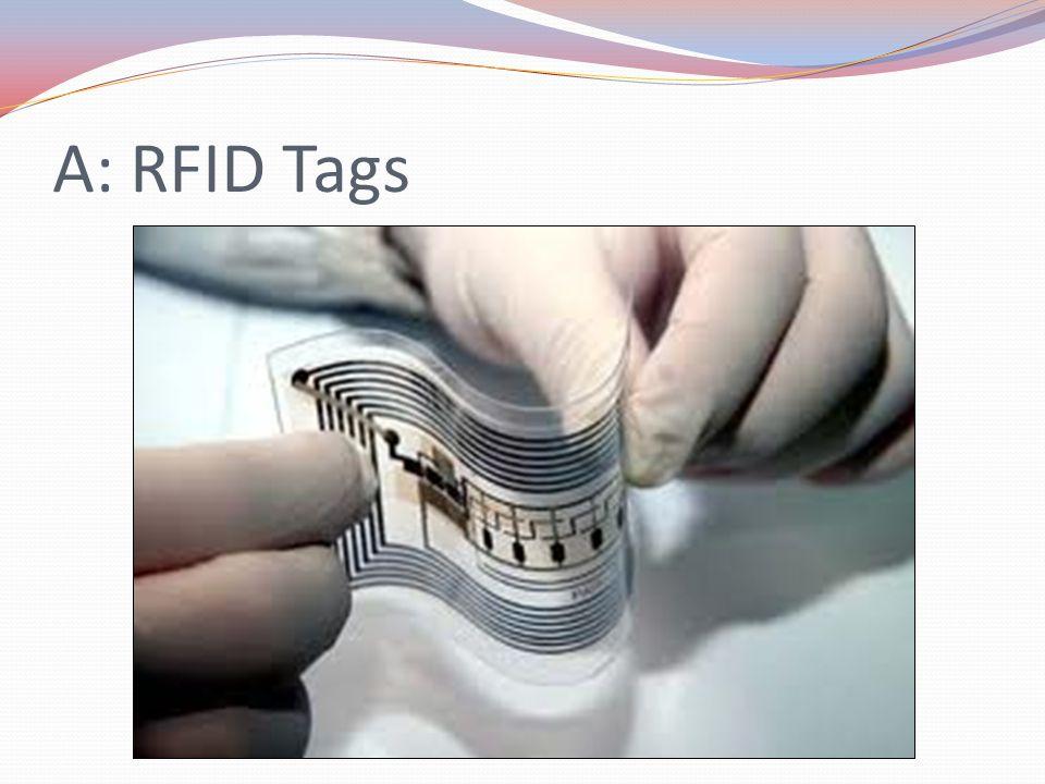 A: RFID Tags