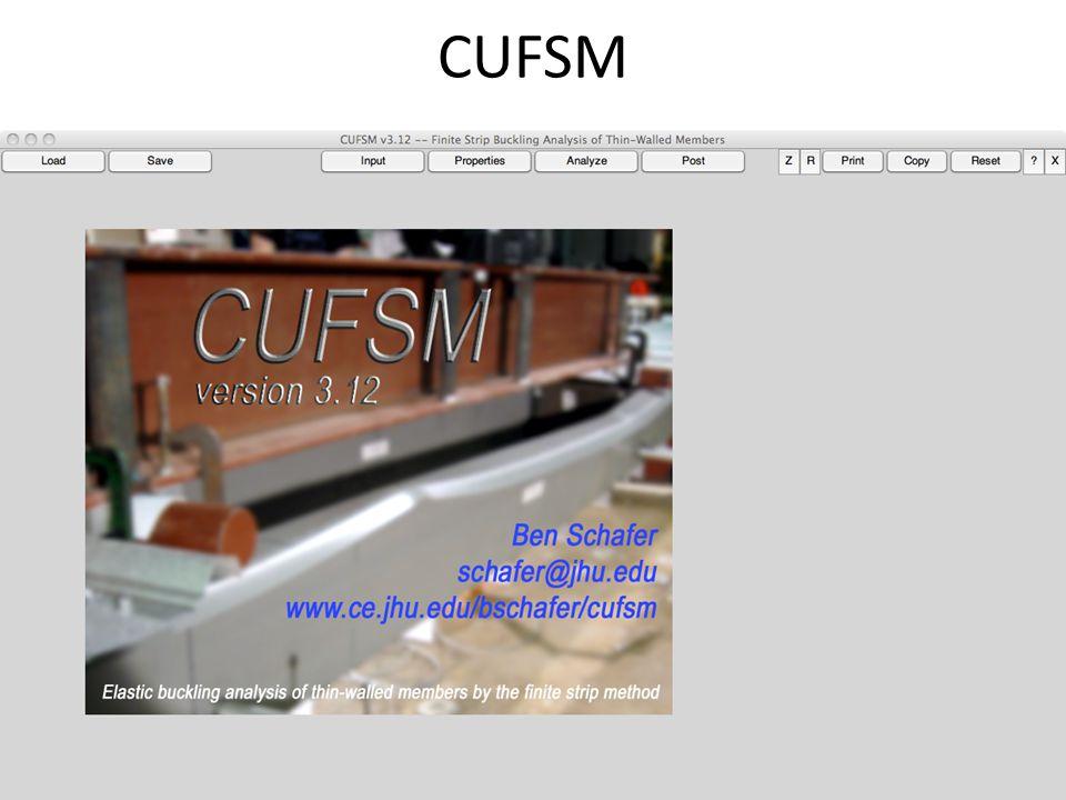 CUFSM