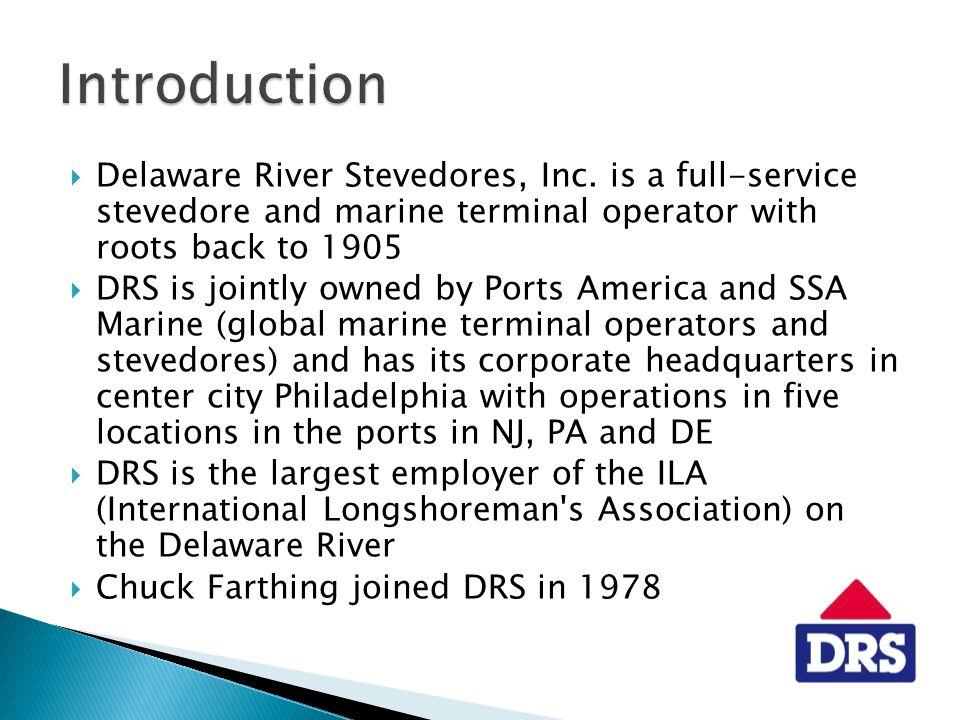 Delaware River Stevedores, Inc.