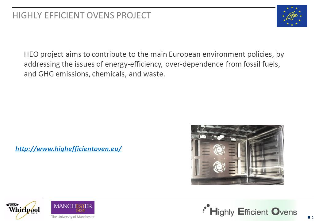 23 Summary of findings o The HEO (Hypotheses 1 and 2) has a lower carbon footprint than the conventional oven by 8% and 16%, respectively o Use of ovens is the main contributor to the carbon footprint (98%) mainly due to electricity o Linear relationship between increasing energy efficiency and carbon footprint reduction, ranging from 8-30% for the same increase in efficiency o The HEO (Hypotheses 1 and 2) has lower life cycle costs than the conventional oven by 6% and 16%, respectively o Use of ovens is the main contributor to the LCC costs (95-97%) o Cradle to grave carbon-cost intensity for the HEO is only 2% lower than the conventional oven o However, the difference between the two models is 43% from cradle to gate, despite 57% higher manufacturing costs for the HEO relative to the conventional oven
