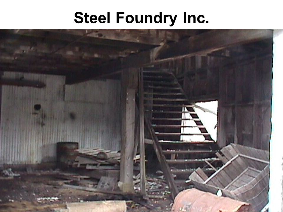 Steel Foundry Inc.