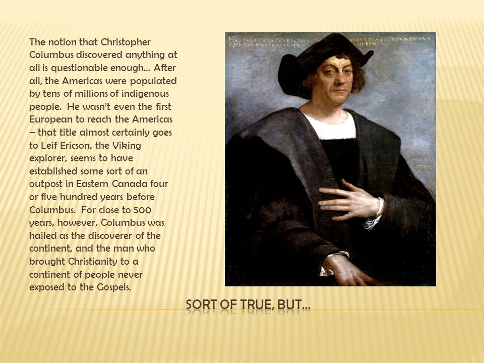 The Columbian Exchange, by Alfred Crosby Dr.