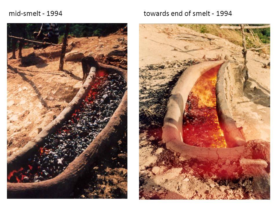 mid-smelt - 1994towards end of smelt - 1994