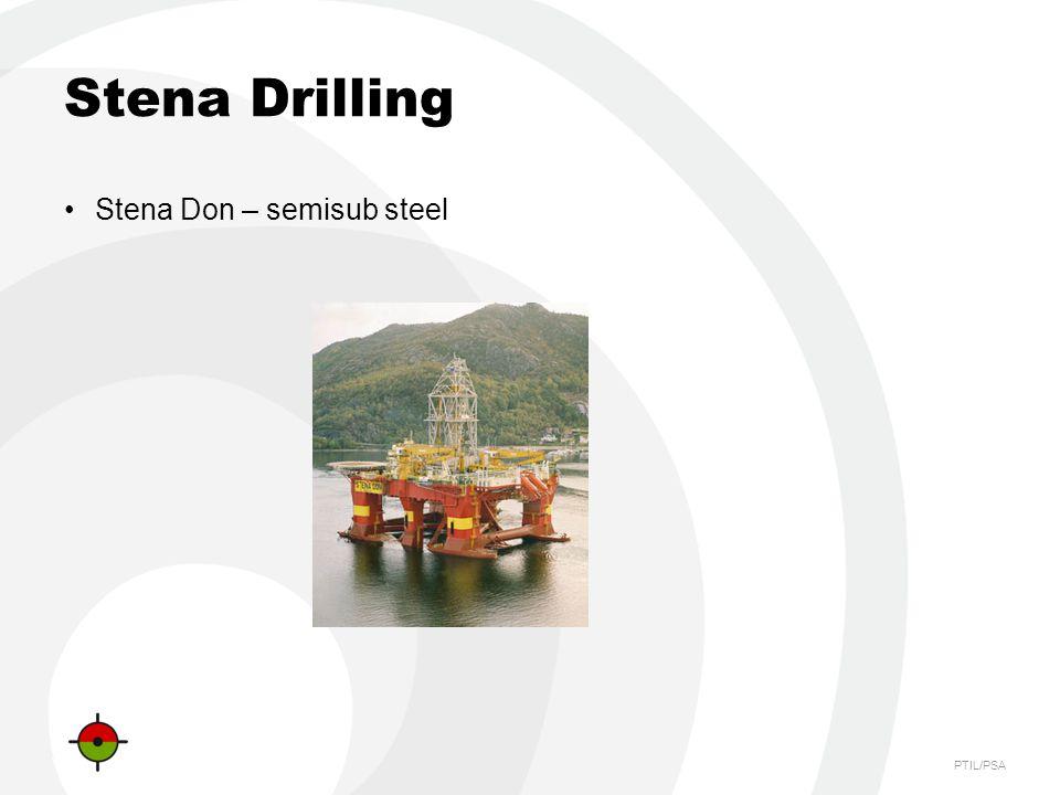 PTIL/PSA Stena Drilling Stena Don – semisub steel