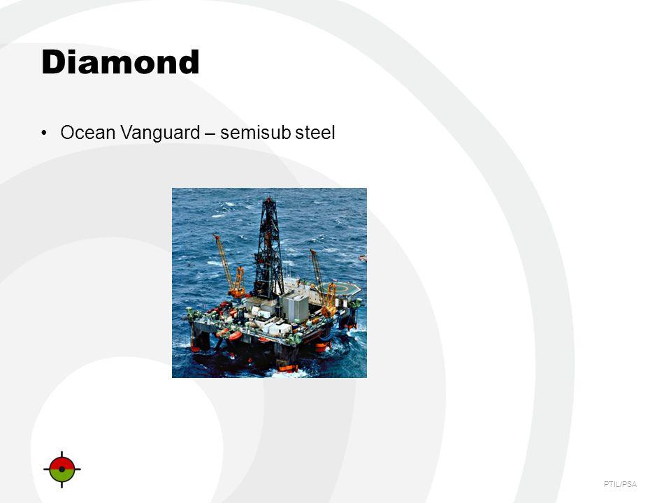PTIL/PSA Diamond Ocean Vanguard – semisub steel
