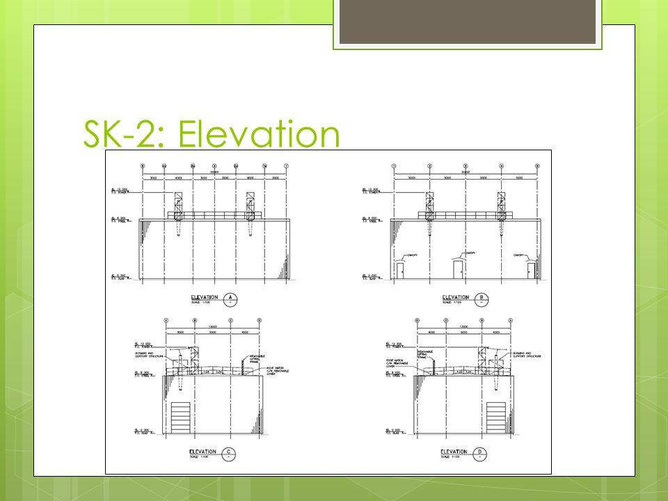 SK-2: Elevation