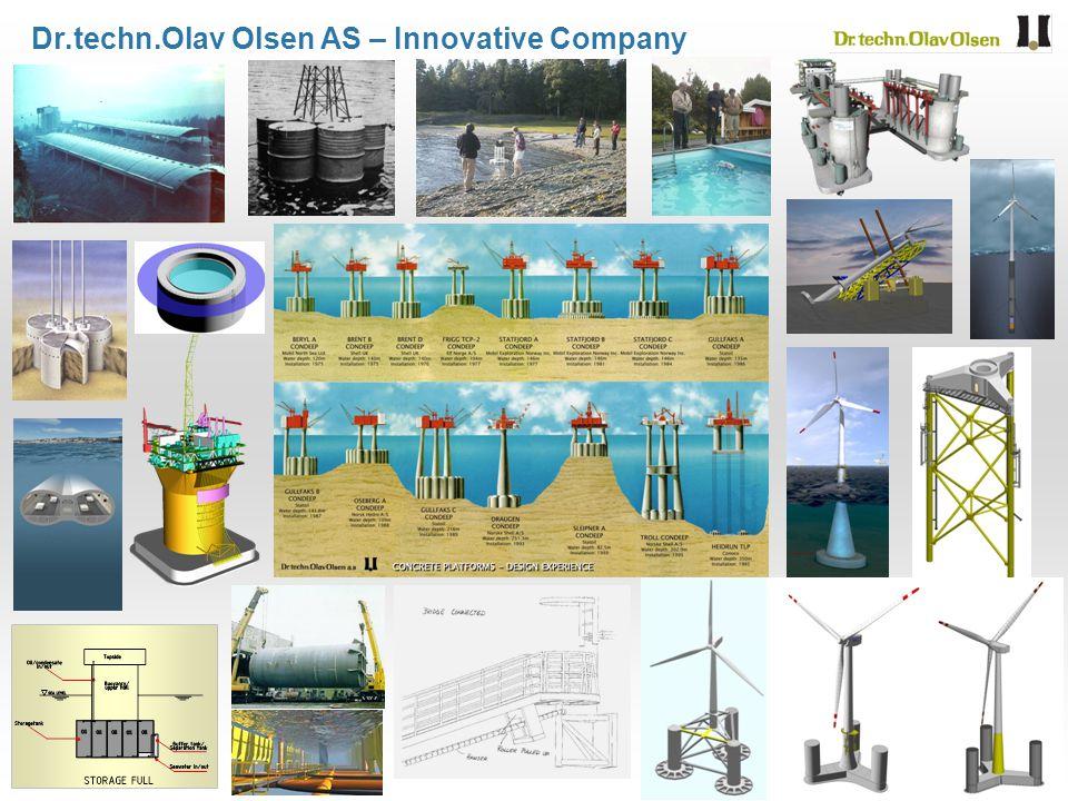 Dr.techn.Olav Olsen AS – Innovative Company