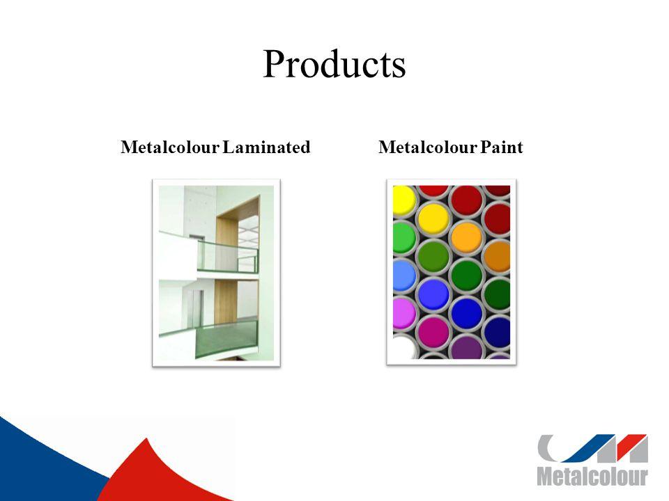 Products Metalcolour LaminatedMetalcolour Paint