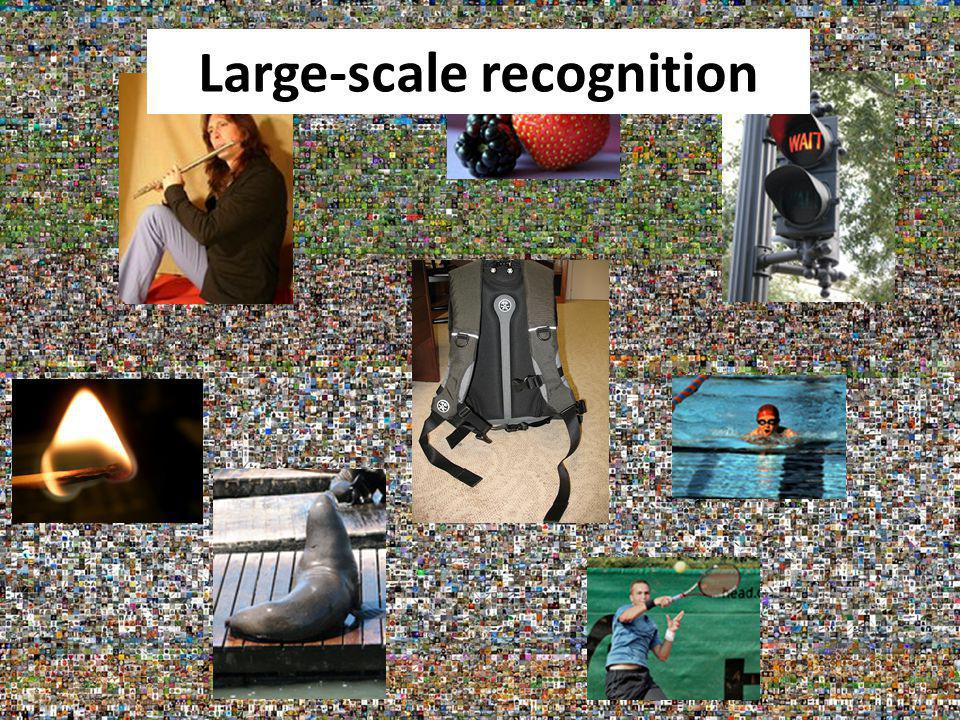 Level of texture Localization accuracy On correctly classified images SVVGG Localizing textured objects (416 classes, same average object scale at each level of texture)