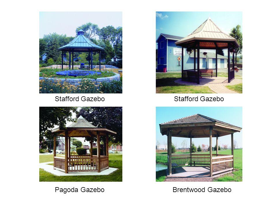 Pagoda GazeboBrentwood Gazebo Stafford Gazebo