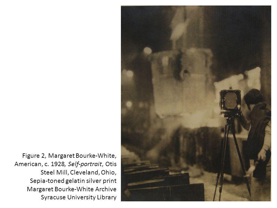 Figure 2, Margaret Bourke-White, American, c.