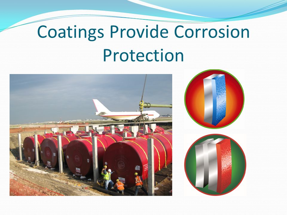 Coatings Provide Corrosion Protection