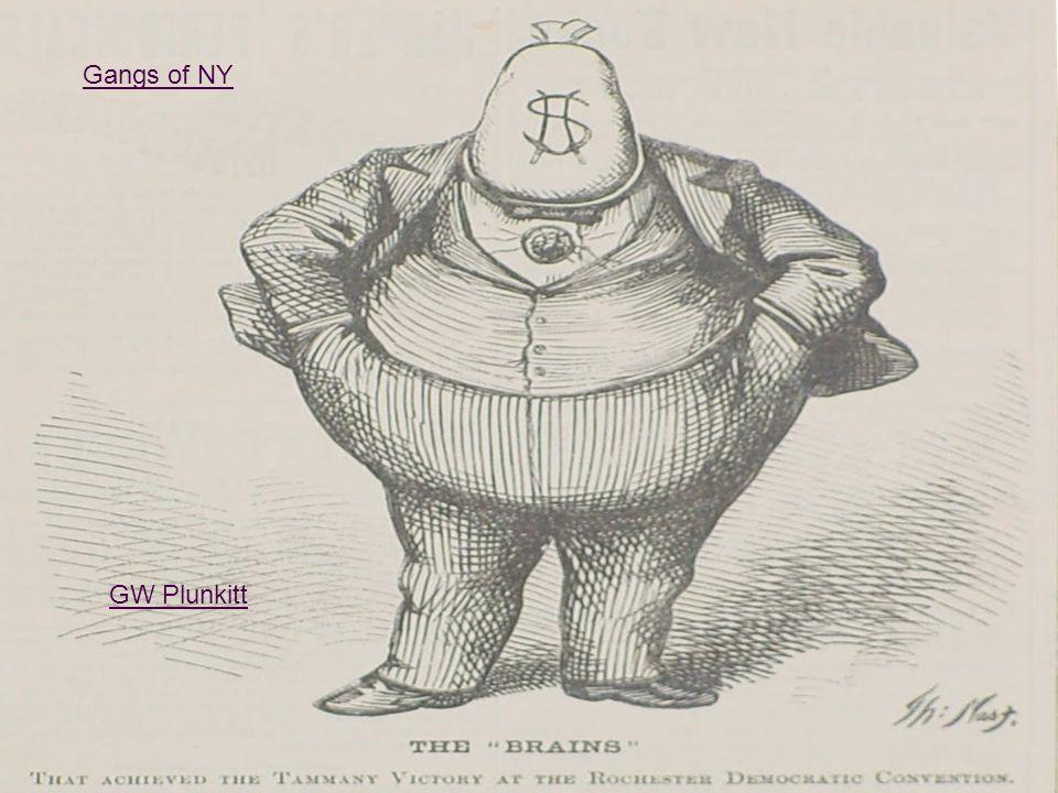 Gangs of NY GW Plunkitt