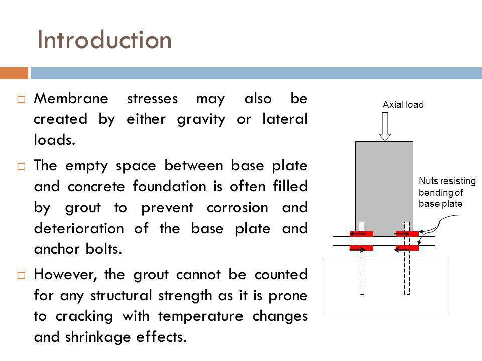 Laboratory Testing Vibration of Concrete Final adjustment of base plate
