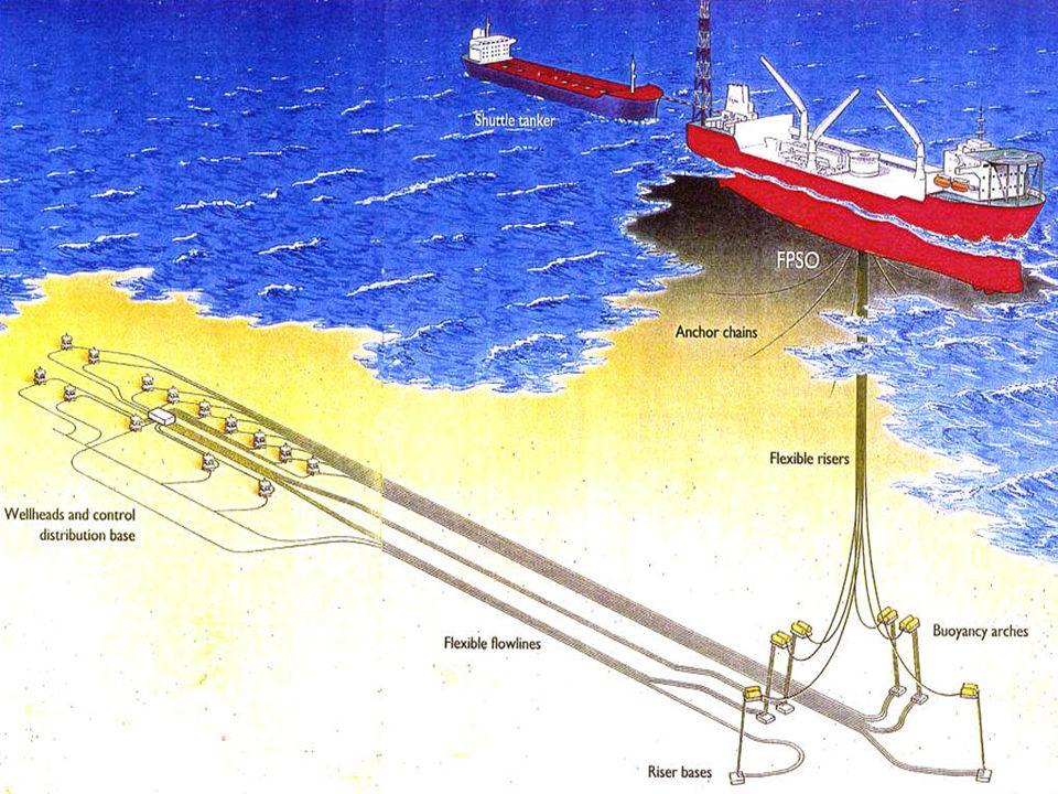 First FPSO Full Field Development Gryphon North Sea 1993