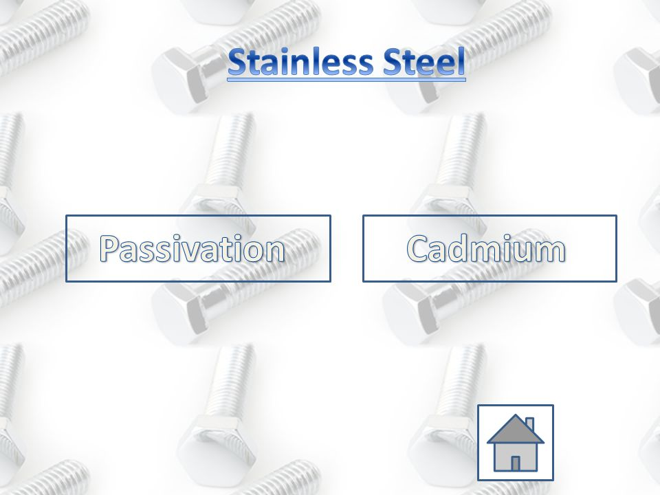 Reason for use: Improve corrosion resistance by removing foreign materials from the surface.
