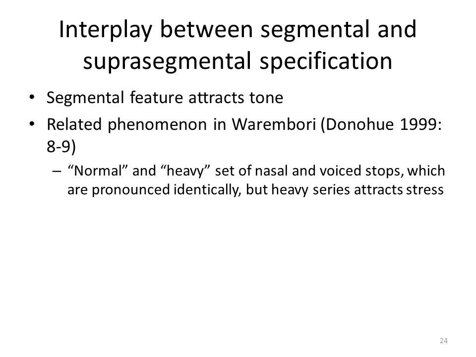 Segments attracting tone / LH ka ʕ wa/ steel axe LH L H L H       kaˤwa kaˤwa kaˤwa * * * [kʰaˤwá] steel axe Also in : -ngáamein yellow (ADJ) -máamein