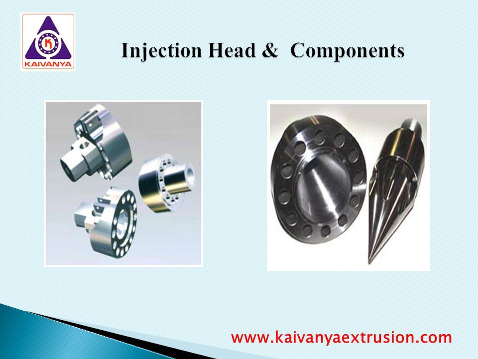 Injection Head & Components www.kaivanyaextrusion.com