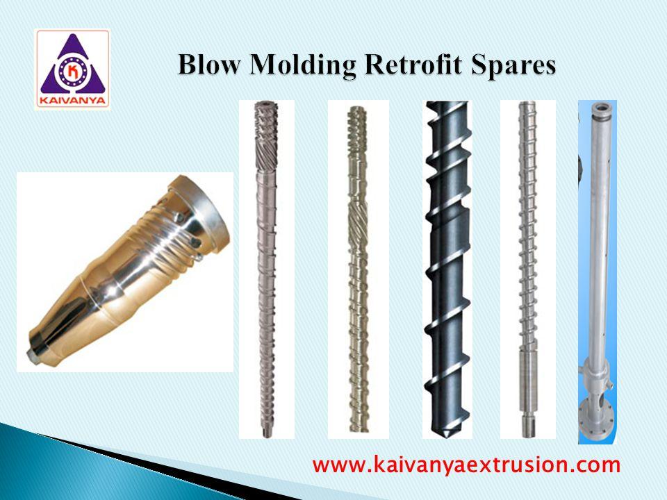 Blow Molding Retrofit Spares www.kaivanyaextrusion.com