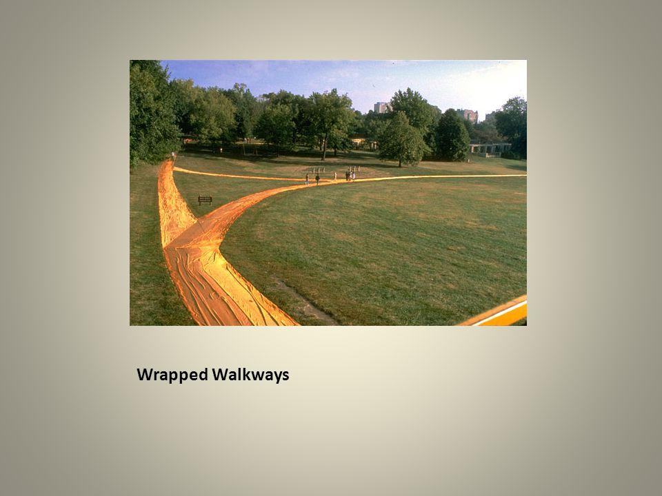 Wrapped Walkways