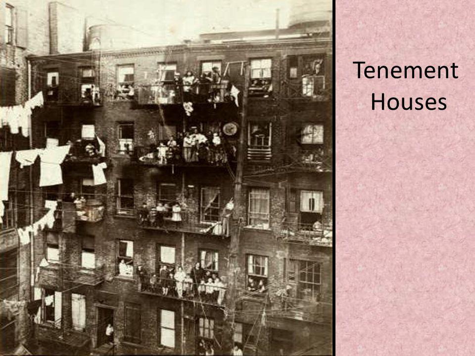 Tenement Houses