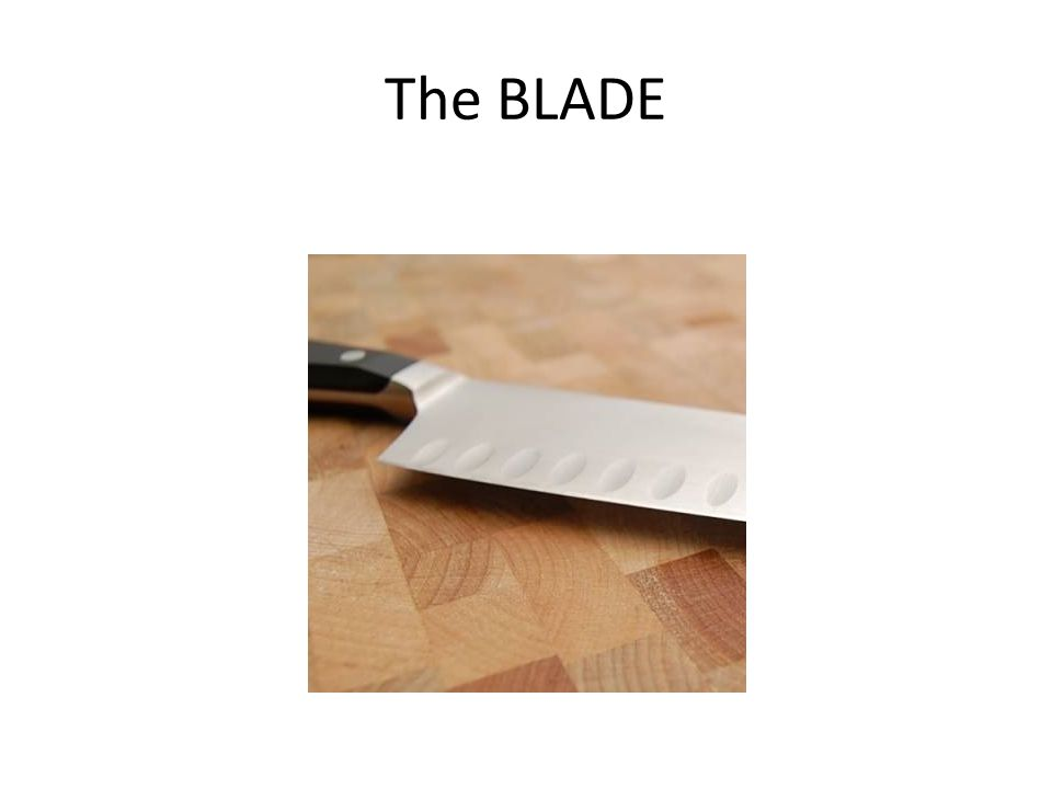 Chef s Knife Blade The best chef s knives are made of high-carbon stainless steel, which is a very hard metal that keeps its edge for a long time and won t discolor or rust like ordinary carbon steel.