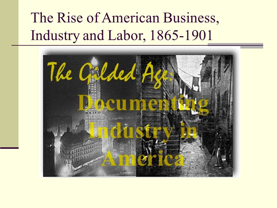 Most Americans worked for someone else - monopolists In his 1888 State of the Union Address, President Grover Cleveland said the citizen is...trampled to death beneath an iron heel, he also called out the corruption of Congress by the Robber Barons.
