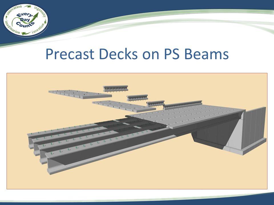 Precast Decks on PS Beams