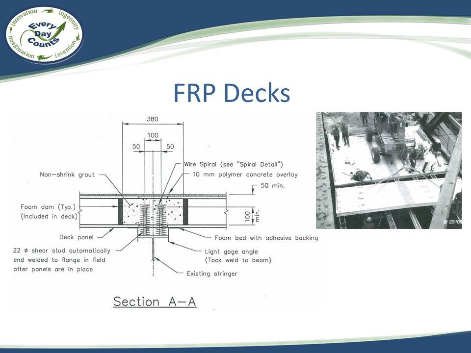 FRP Decks