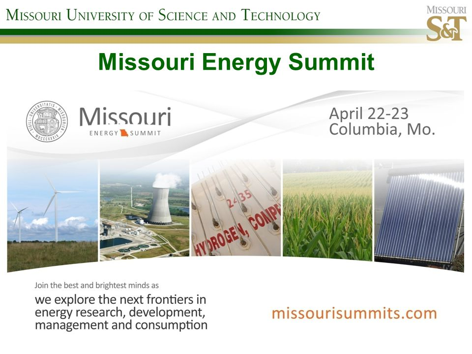 Missouri Energy Summit