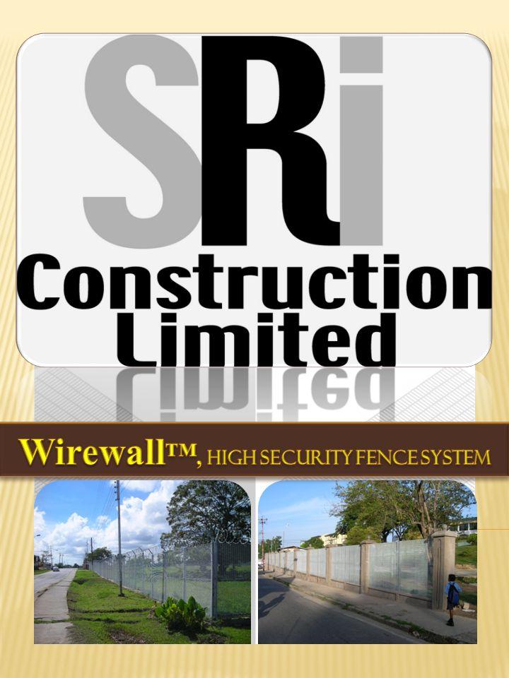 SRi Construction Limited 22 Cotton Hill St Clair. Trinidad Tel: (868) 622 2155 Fax: (868) 622 2642