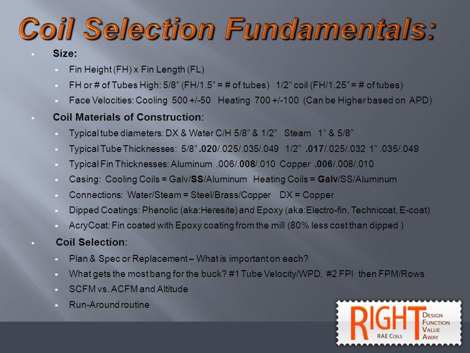 Product Option rating: ___ Dipped Coatings (Heresite, E-Coat, etc..) ___ AcryCoat Vs.