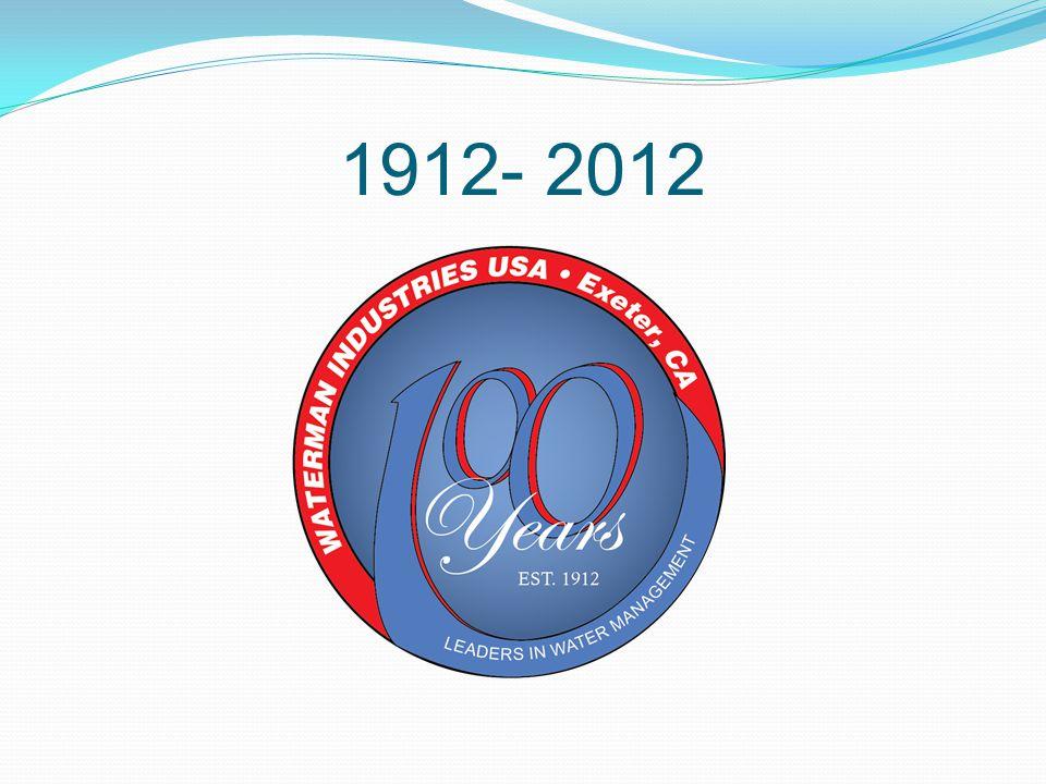 1912- 2012
