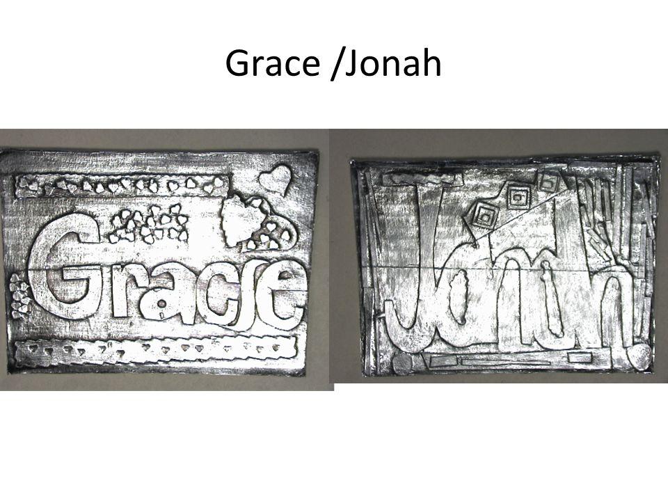 Grace /Jonah
