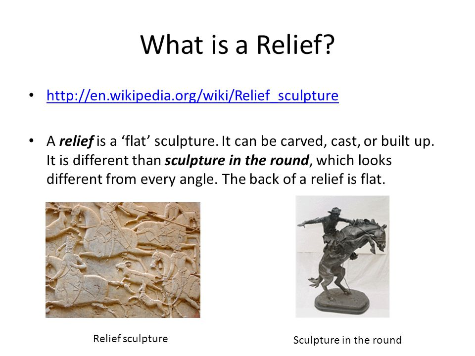 We are going to build up a relief using cardboard, then cover it in foil and add a patina.