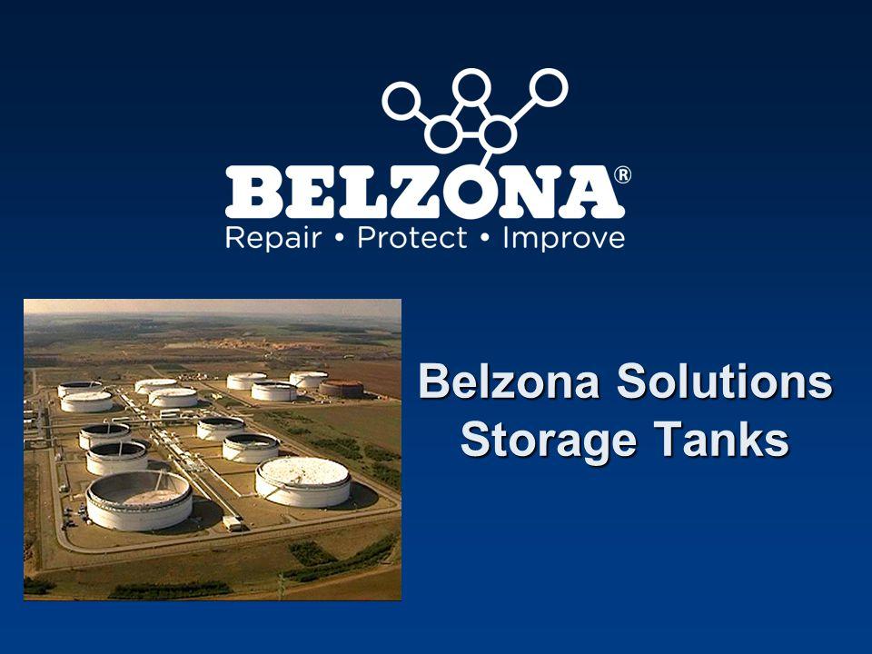 Belzona Solutions Storage Tanks