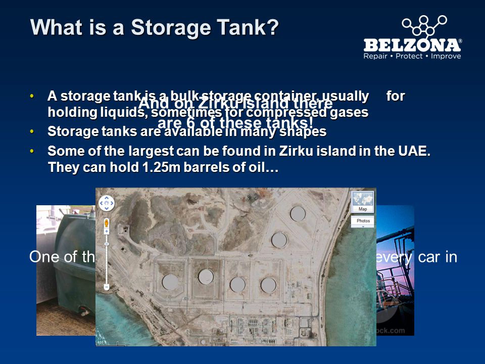 What is a Storage Tank.