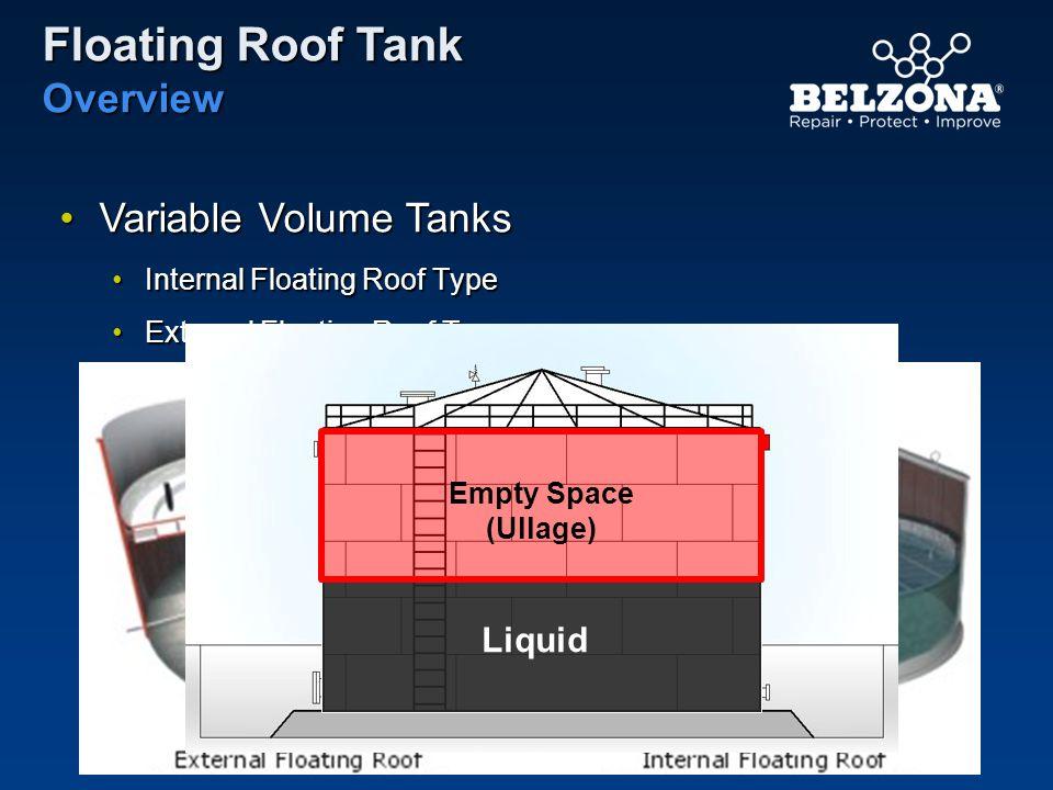 Tank Base Traditional Repairs Asphalt & Bitumen Mastics