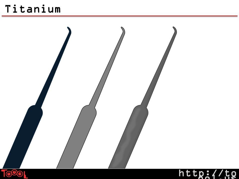 http://to ool.us Titanium